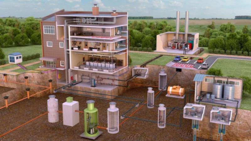 Минстрой упростит подключение домов к инженерным сетям в ряде регионов. дом, квартира, инженерные сети