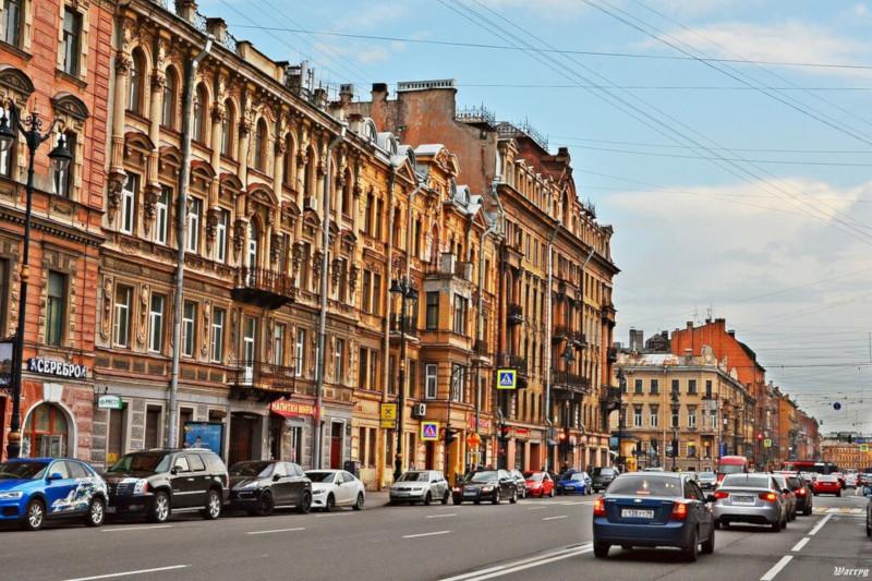 В Петербурге отремонтируют улицу Жуковского. дом, улица, ремонт, улица Жуковского, Петербург