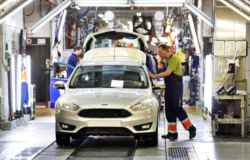 Заводы Ford в России продадут на торгах. завод, автомобили, Ford