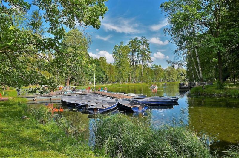 В парке Победы в Зеленограде в этом году появится новая лодочная станция. парк, лодочная станция, Зеленоград
