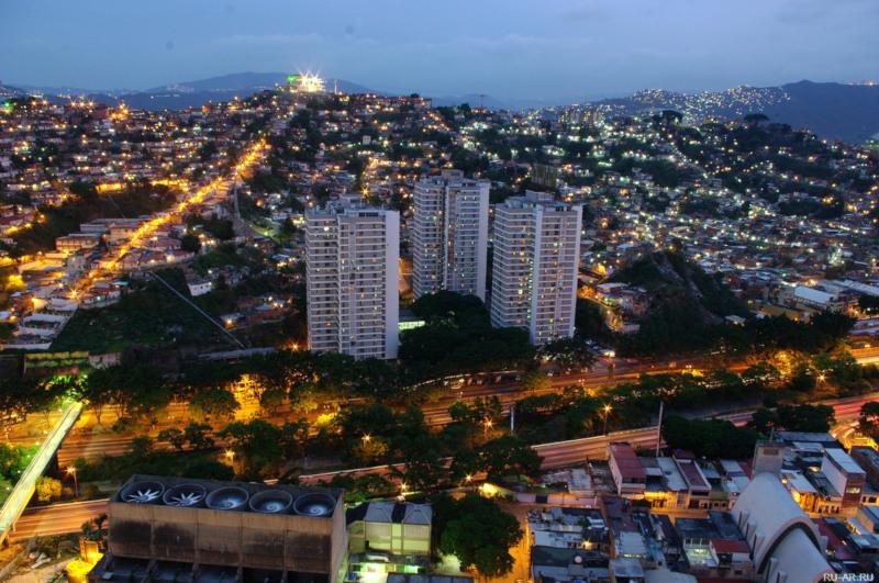 Власти Венесуэлы заявили о новой атаке на систему электроснабжения. 15559.jpeg