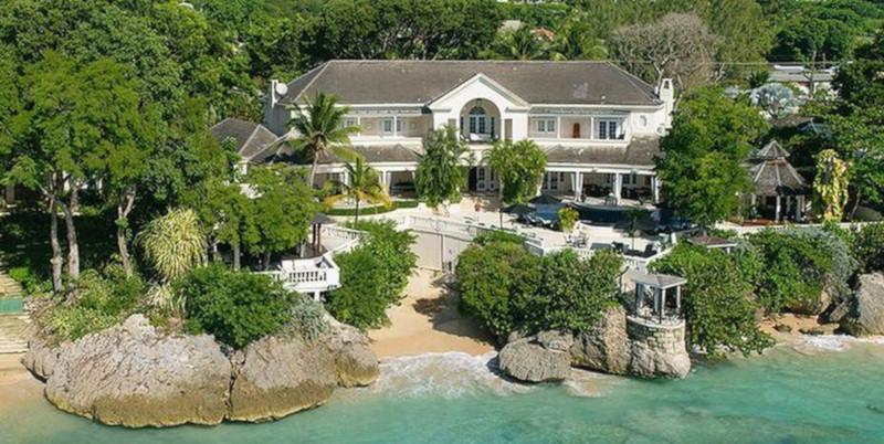 Арендованная принцем Гарри вилла на Барбадосе выставлена на продажу. дом, вилла, принц Гарри, Барбадос, Великобритания