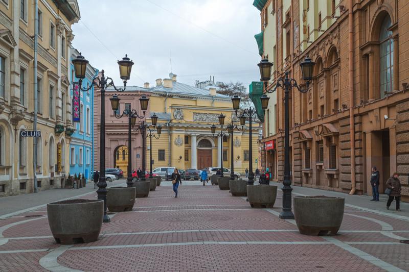 В Петербурге заменят 10 тысяч светильников. город, освещение, светильники, Петербург