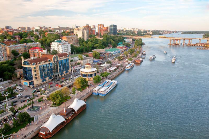 Стал известен самый агрессивный город в России. город, люди, агрессия, Ростов-на-Дону