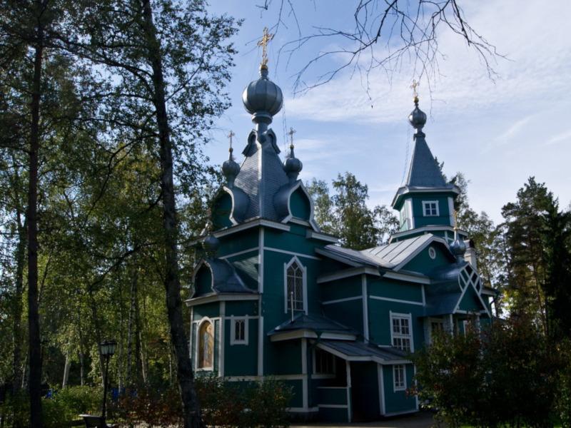 В Петербурге церковь Святого Владимира признали памятником. церковь, церковь Святого Владимира, архитектура, памятник,  Петербург