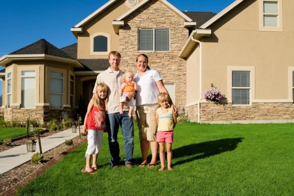 Совфед одобрил закон о компенсации ипотеки для многодетных семей. дом, квартира, ипотека, многодетные семьи, компенсация, закон