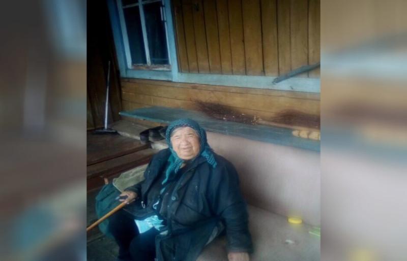 90-летняя бабушка из умирающего челябинского села не может добиться квартиры. дом, квартира, бабушка, пенсионерка, село, Челябинск