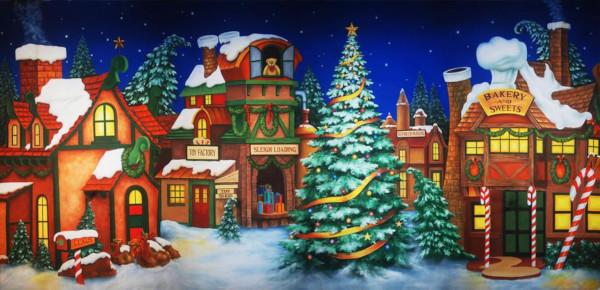 Художник из Венгрии озадачил интернет рождественскими загадками. 14591.jpeg
