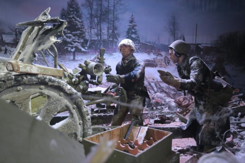 В Петербурге появится панорама Великой Отечественной войны. город, музей, панорама, Великая Отечественная война, Петербург