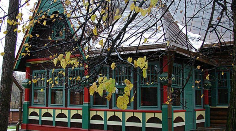 В Москве выставили на торги знаменитый дом-терем Шехтеля. 15599.jpeg