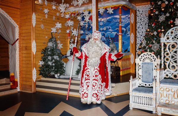 Россияне больше хотят поехать в гости к Деду Морозу, чем к зарубежным волшебникам. 14601.jpeg