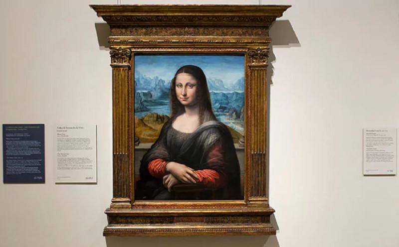 «Мону Лизу» перенесут в другой зал из-за реновации в Лувре. музей, Лувр, Мона Лиза, Леонардо да Винчи, Франция