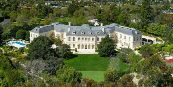 Самый дорогой дом в Лос-Анджелесе продан за $120 млн. недвижимость, дом, особняк, продажа, Лос-Анджелес