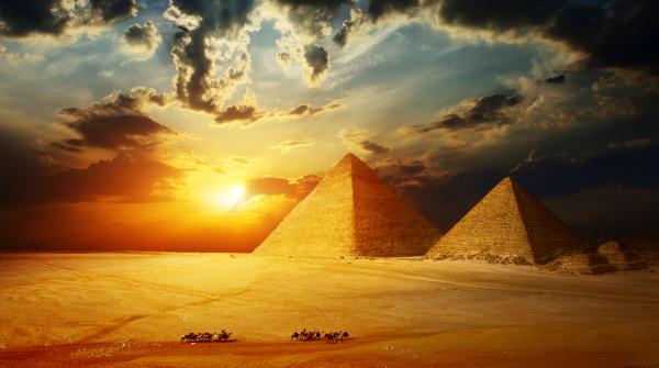 В древнейшей пирамиде нашли «путь в загробный мир». история, археология, пирамида, гробница, Египет