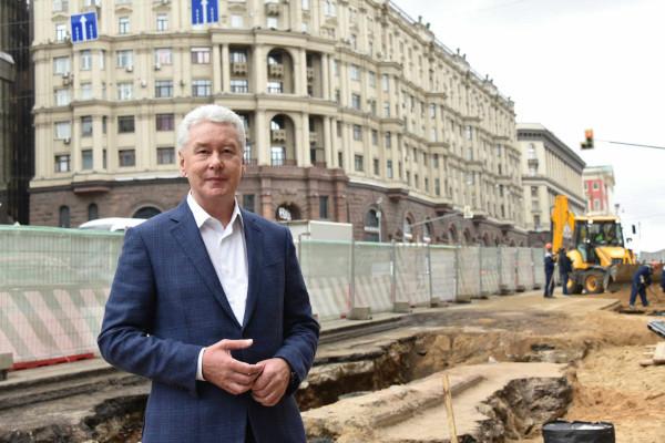 Собянин: массового притока мигрантов из-за реновации в Москву не будет. дом, квартира, жилье, реновация, Москва