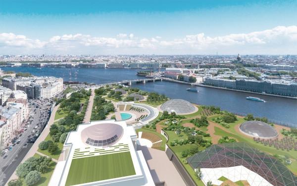 Петербуржцы определят концепцию арт-парка на проспекте Добролюбова. город, арт-парк, Петербург