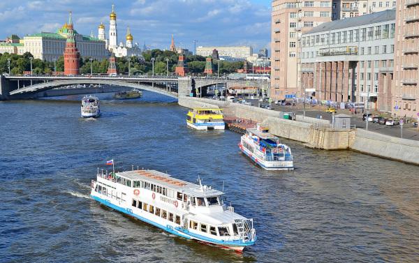 Главный архитектор столицы пообещал регулярный транспорт по Москве-реке. транспорт, река, Москва