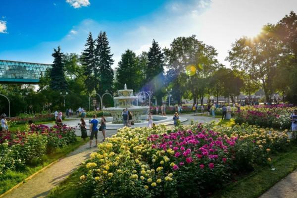 Москва стала самым зеленым мегаполисом мира. город, мегаполис, Москва