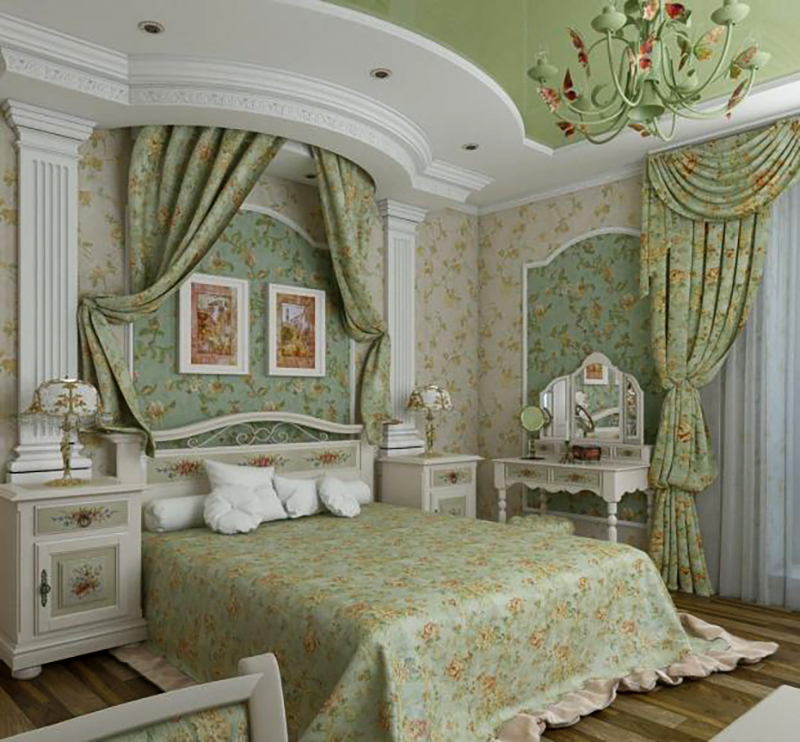 О спальне с любовью. Советы, которые помогут приблизить вашу спальню к идеальной. 13671.jpeg