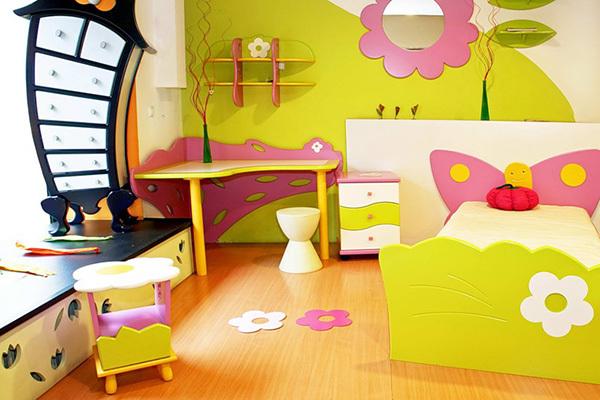 Детская комната: советы по оформлению стен. 14676.jpeg
