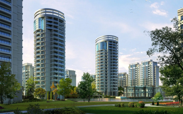 В России повысят штрафы за эксплуатацию зданий без разрешений. дом, здание, штраф, эксплуатация
