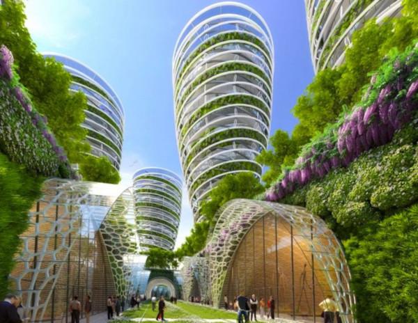 На 100+ Forum Russia обсудят идеи зеленого охлаждения планеты. строительство, город, экология, форум, технологии