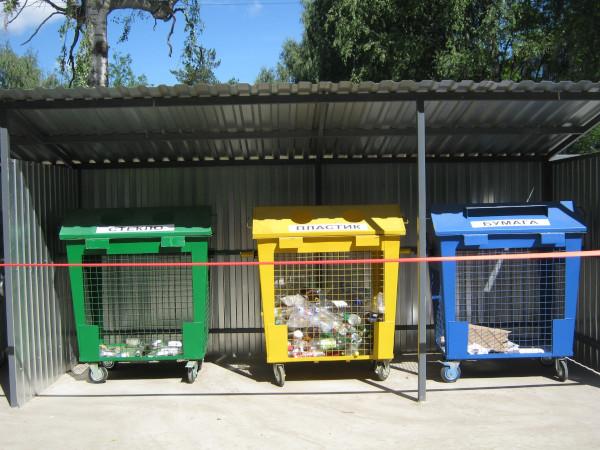 Более 5 тысяч площадок для раздельного сбора мусора установят в Подмосковье до конца года. жкх, мусор, мусорная реформа, Подмосковье
