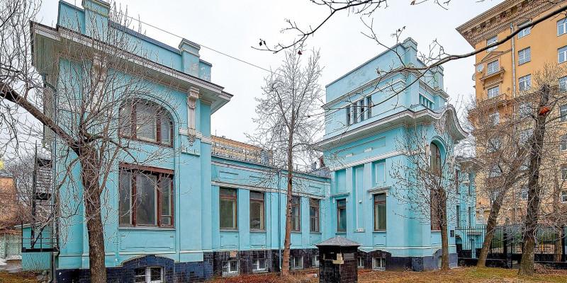 На проспекте Мира отреставрируют особняк XIX века в стиле модерн. 15705.jpeg