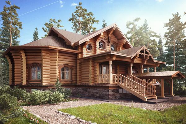 Деревянные дома стали лидерами продаж в мире. 14708.jpeg