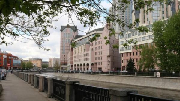 ЛСР реконструировала историческое здание у Кремля. дом, здание, реконструкция, исторический, Кремль, Москва