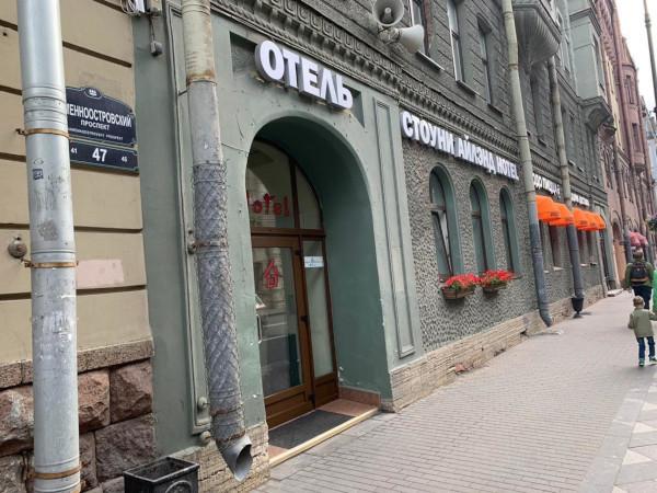 Смольный выселил отель на Петроградской стороне. дом, гостиница, отель, Каменноостровский проспект, Петербург