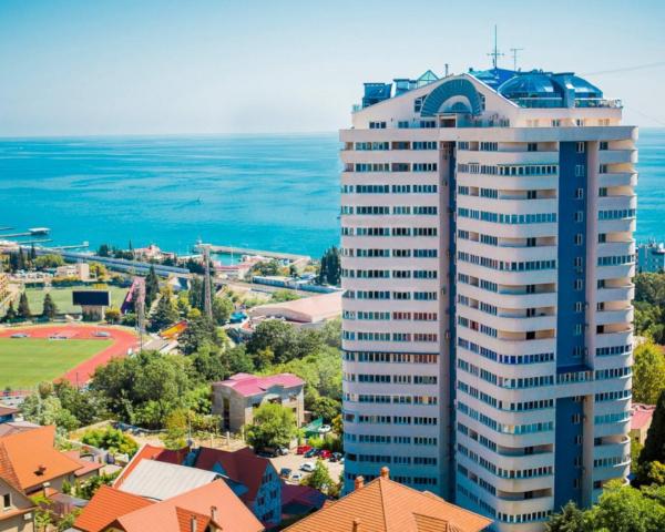 Приезжие украинцы и немцы активно скупают жильё на курортах России. дом, квартира, жилье, покупка, Сочи