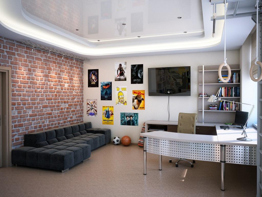 16 вариантов декорирования комнат, которое не будет стоить вам ни копейки (часть 2). 13736.jpeg
