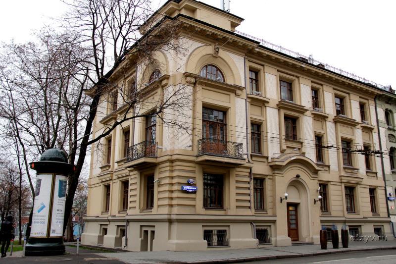 Дом чаеторговца Грязнова на Остоженке отреставрирован. 15751.jpeg