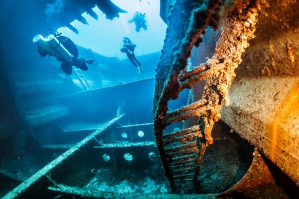 На Финском заливе подводные археологи опустятся на рекордную глубину. археология, корабль, Финский залив