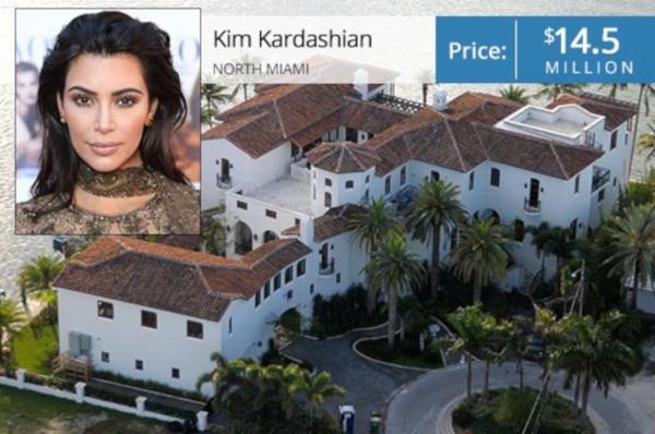 Ким Кардашьян подарили на Новый год апартаменты за $14 миллионов. 14777.jpeg