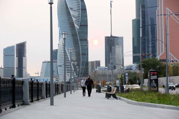 Проект планировки территории московского делового центра охватит площадь более 51 га. дом, проект, планировка, деловой центр, Москва-Сити, Москва