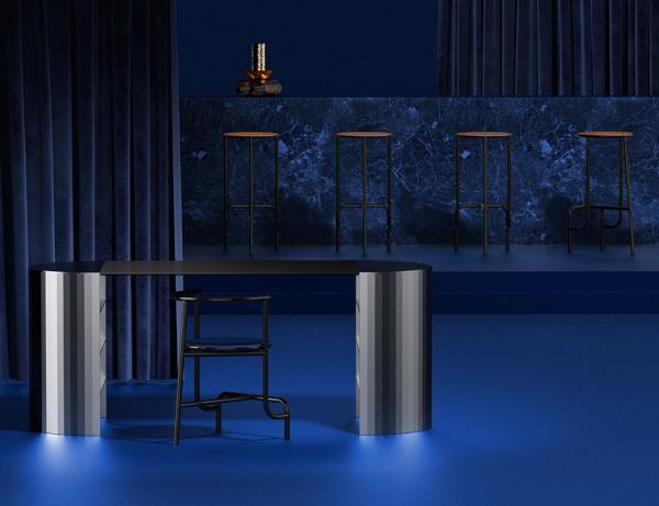 В Париже показывают дизайнерскую мебель из металла. 14793.jpeg