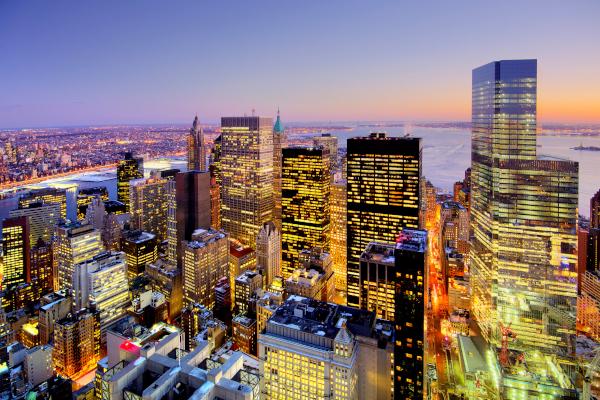 В Нью-Йорке почти 33 тысячи человек остались без электричества. дом, электроэнергия, электричество, Нью-Йорк, США