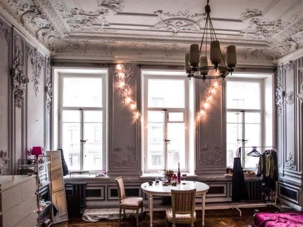 В Петербурге комнату в коммуналке выставили на продажу по цене трехкомнатной квартиры. дом, квартира, комната, коммуналка, продажа, Петербург