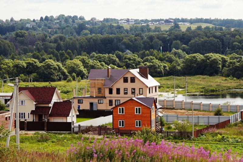 Местным властям разрешат строить детские сады и амбулатории в дачных поселках. 15804.jpeg