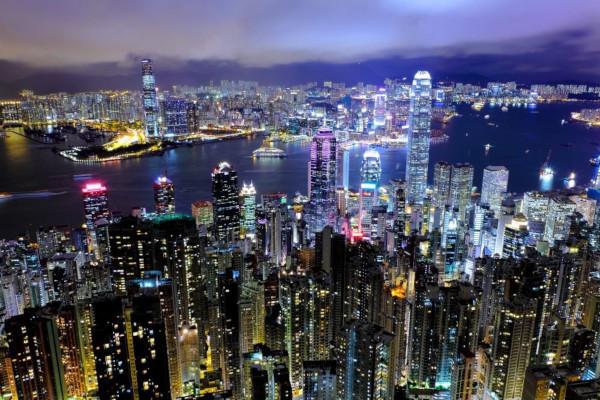 Гонконг девятый год подряд признан мегаполисом с самым дорогим в мире жильем. 14805.jpeg