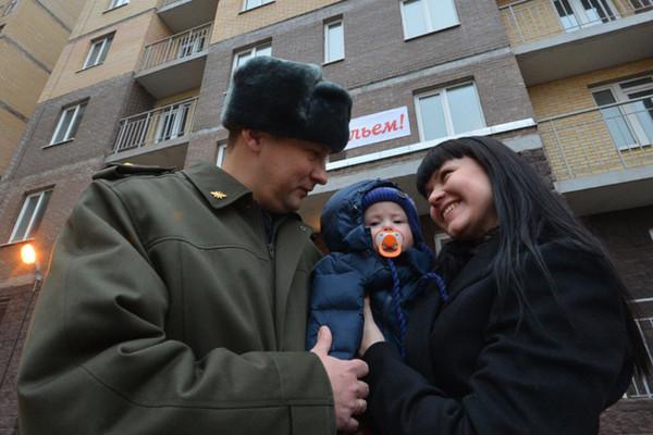 Кадровым военным изменят жилищные нормы. 14810.jpeg