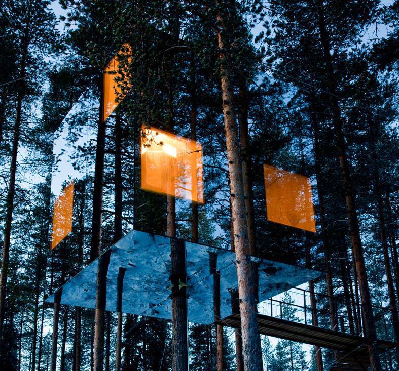 Удивительные дома-невидимки: зеркальные стены и другие способы, скрывающие эти строения от посторонних глаз. 17825.jpeg