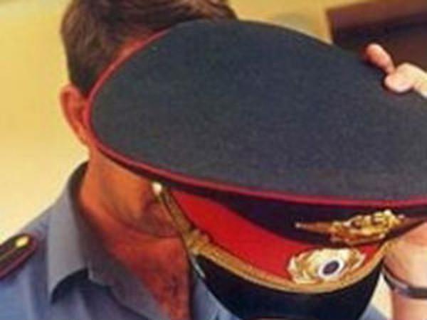 Полицейский из ОВД