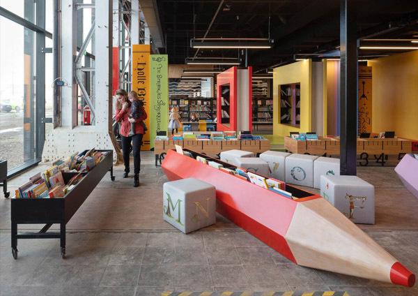 Бюро Mecanoo расположило библиотеку в железнодорожном депо. 14838.jpeg