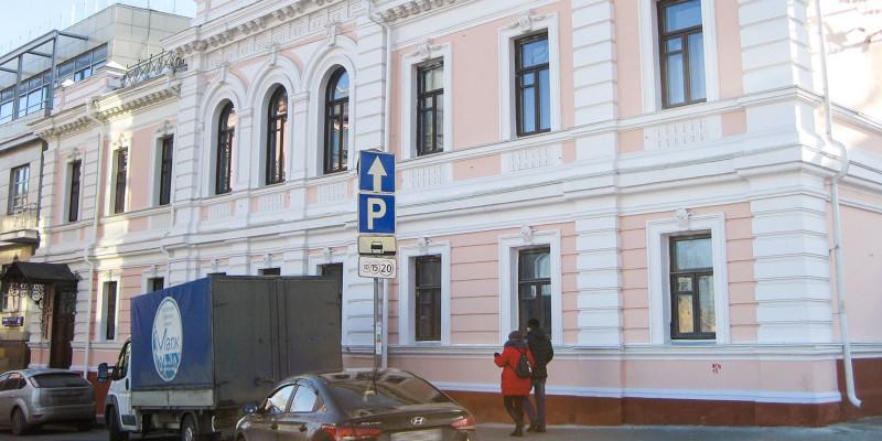 В Москве завершили реставрацию дома Расторгуевых в Большом Дровяном переулке. 15859.jpeg