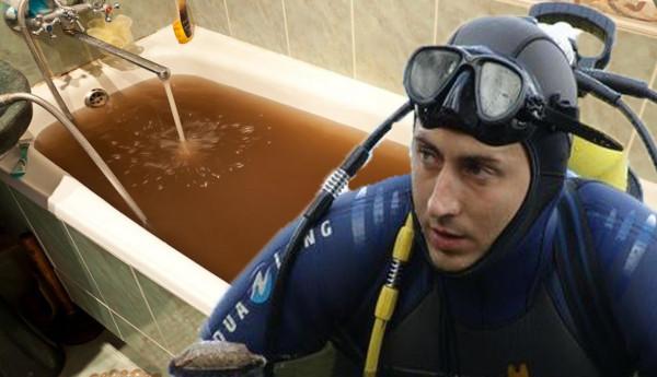В Карелии наймут водолазов, чтобы очистить воду в кранах. 14860.jpeg