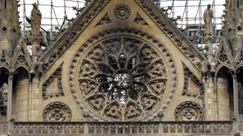 Disney пожертвует пять миллионов долларов на реконструкцию Нотр-Дама. Собор, Париж, Франция