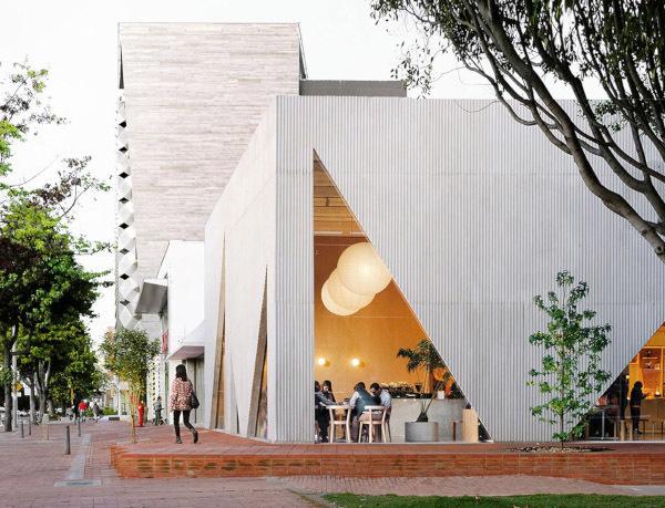 Архитекторы из Боготы устроили «соревнование» кругов и треугольников. 14886.jpeg